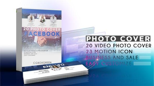Facebook-Cover - Unternehmenspaket