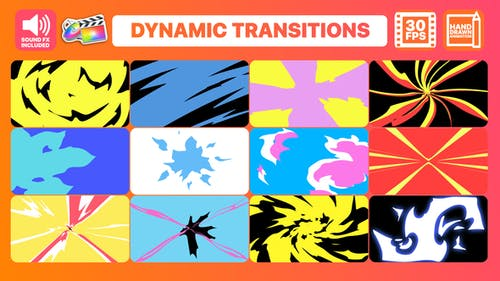 Dynamic Transitions | FCPX