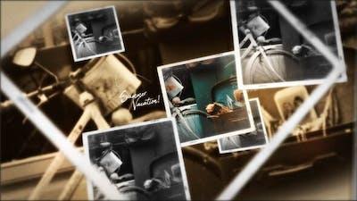 Our Memories Parallax Slideshow