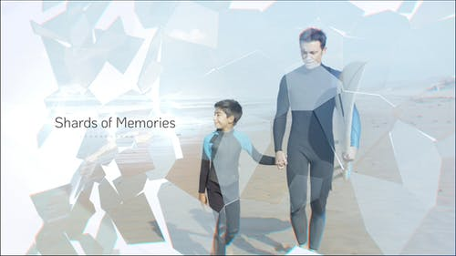 Shards of Memories | After Effects Template
