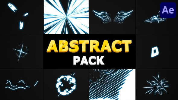 Abstract Pack | After Effects