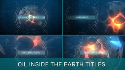 Oil Inside The Earth Titles