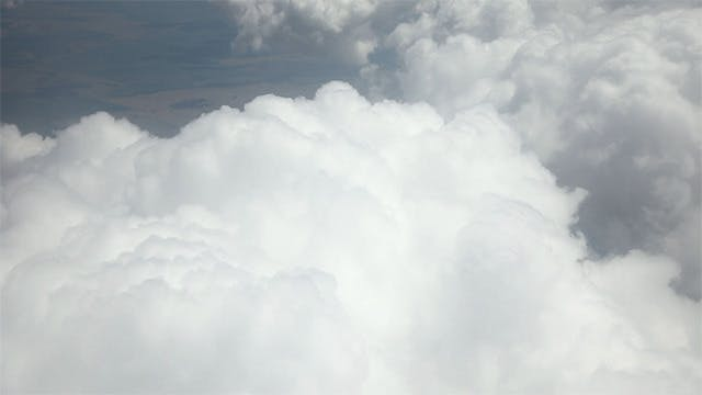 Cover Image for Through the clouds
