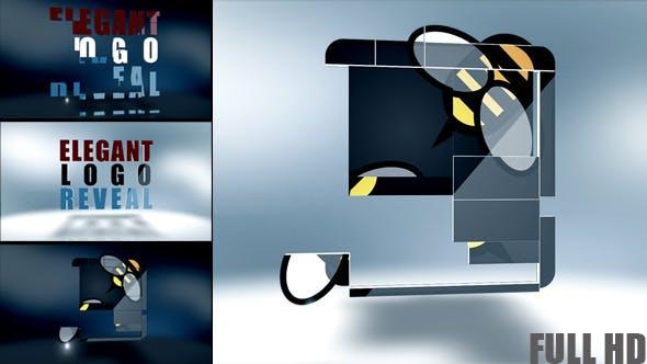 Thumbnail for Elegant Logo Reveal