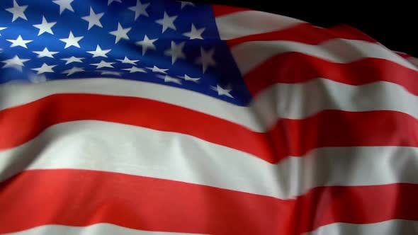Thumbnail for United States of America Flag