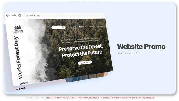 Site Web Promo Z05