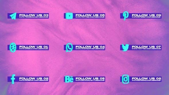 Social Media Pack Version 001