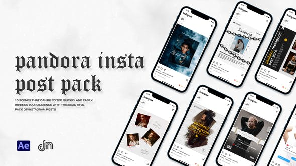 Pandora Instagram Post