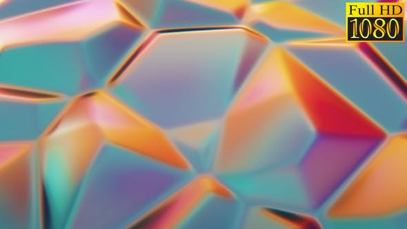 Fluid Abstract Video Background Vj Loops V7