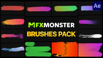 Brushes Pack 02 | After Effects