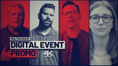 Digital Event Promo