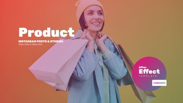 Produkt-Promo-Beitrag & Geschichten B65