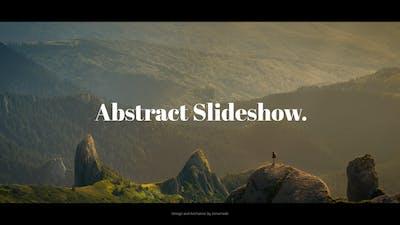 Abstract Slideshow