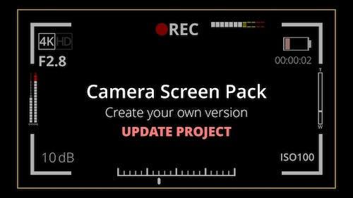 Camera Screen Pack
