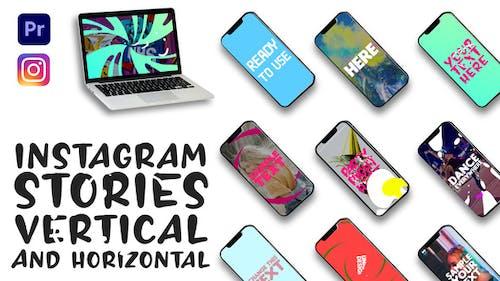 Instagram Stories | Premiere Pro MOGRT