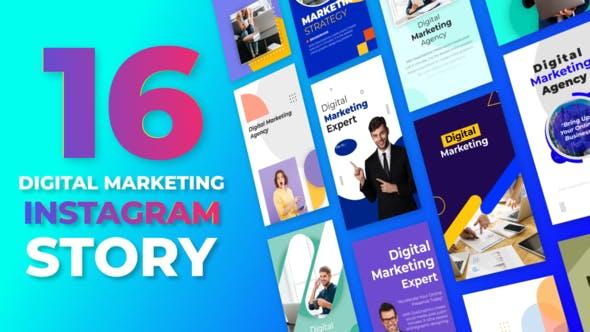 Digitale Marketingagentur Instagram Story