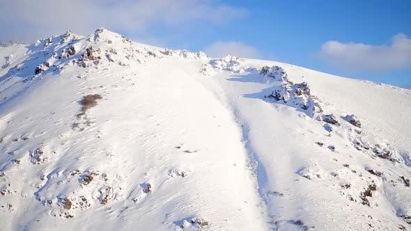 Thumbnail for Snowy Mountain Ridge