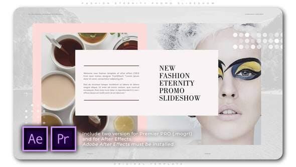Fashion Eternity Diaporama Promo