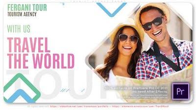 Tourist Agency Promo