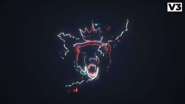 Energic Logo Reveal V3