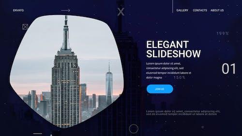 Clean Digital Presentation