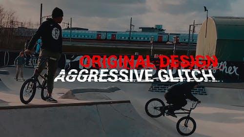 Aggressive Glitch Titles