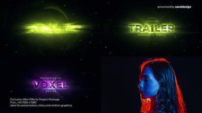 Action Trailer Title