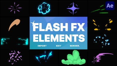 Flash FX Elements | After Effects