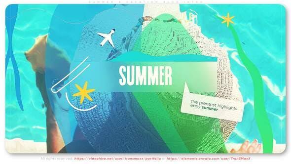 Summer & Vacation Blog Intro