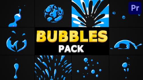 Bubbles Pack | Premiere Pro MOGRT