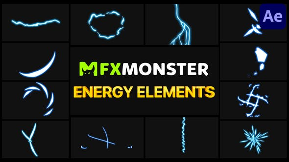 Energy Elements   After Effects