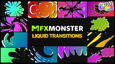 Liquid Transitions | FCPX