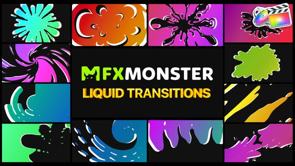 Liquid Transitions | FCPX