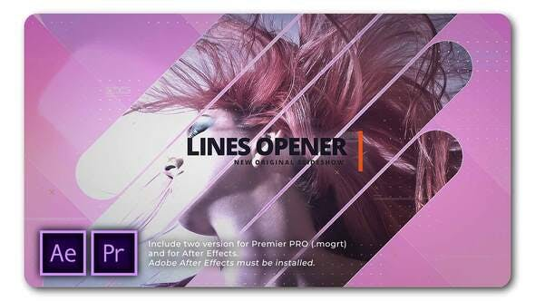 Lines Universal Media Opener