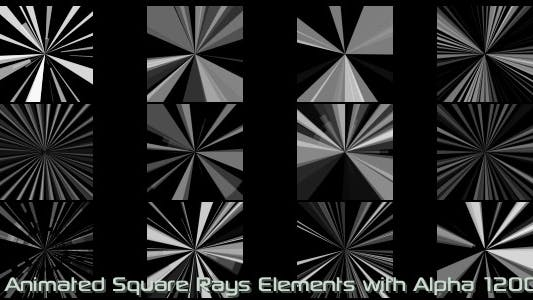 Thumbnail for Square Rays Elements Vol.1