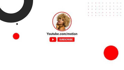 Youtube Profile Intro FCPX