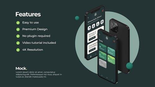 Universal App Mockup