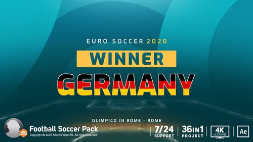 Euro Soccer 2020