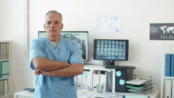 Thumbnail for Portrait of Doctor in Office