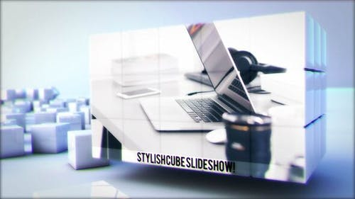 Cube Slideshow
