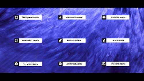 Social Media Pack For FCPX