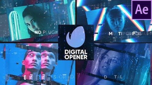 Digital Opener | Slideshow