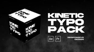 Kinetic Typography MOGRT