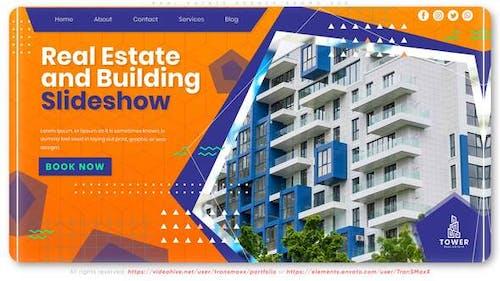 Real Estate Agency Promo v02
