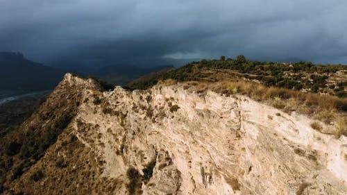 Mountains Cliff
