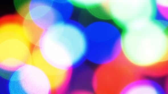 Thumbnail for Colorful Bokeh Flashes