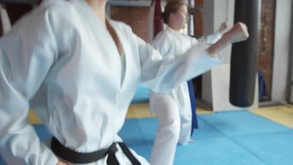 Thumbnail for Self-defense Training for Women