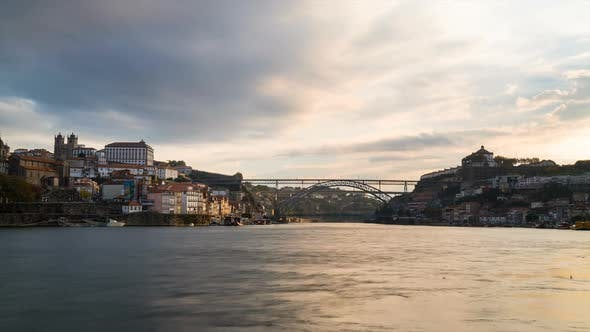 Thumbnail for Fluss Douro und Stadt