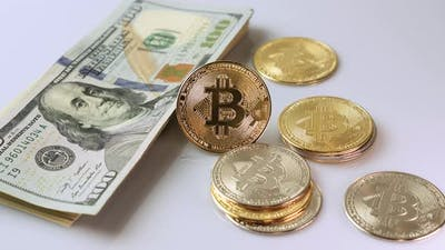 Paying dollars for bitcoins. Online financial trading market