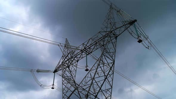 Cover Image for Electricity Pylon